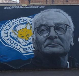 Ranieri Mural